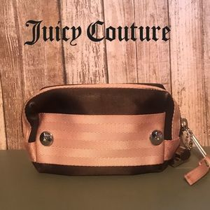 Juicy Couture Seat Belt Cosmetic Bag